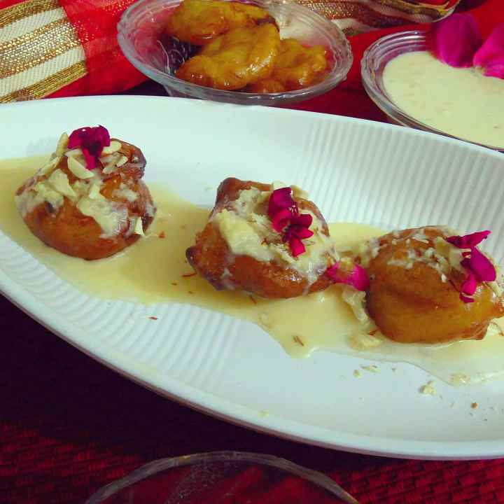 How to make Malpua rabdi
