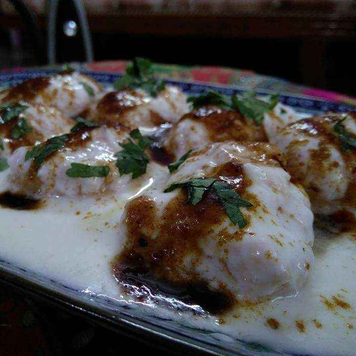 How to make Moong Dal Dahi Bhalle