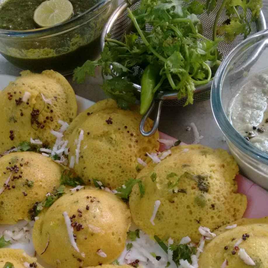Photo of Lentils and mix veg idlies by Geeta Sachdev at BetterButter