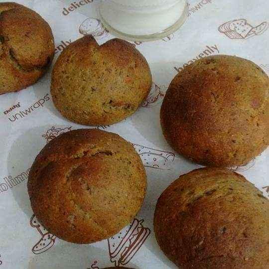 How to make Healthy masala buns