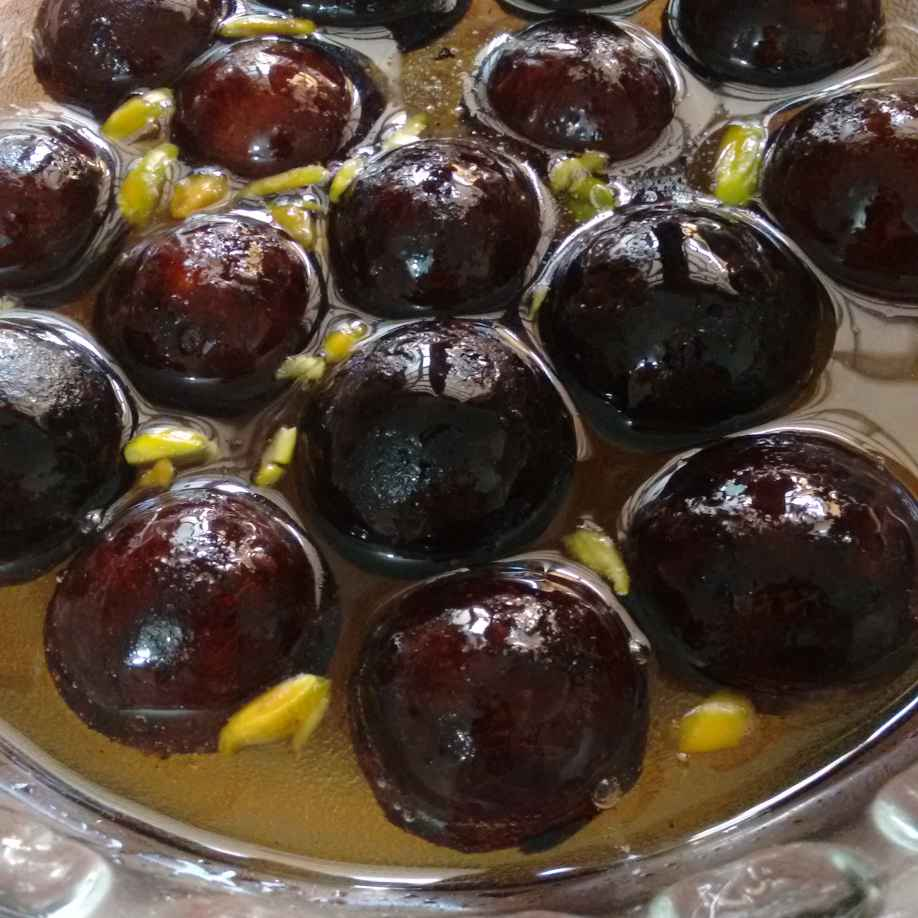 How to make Kala jamun