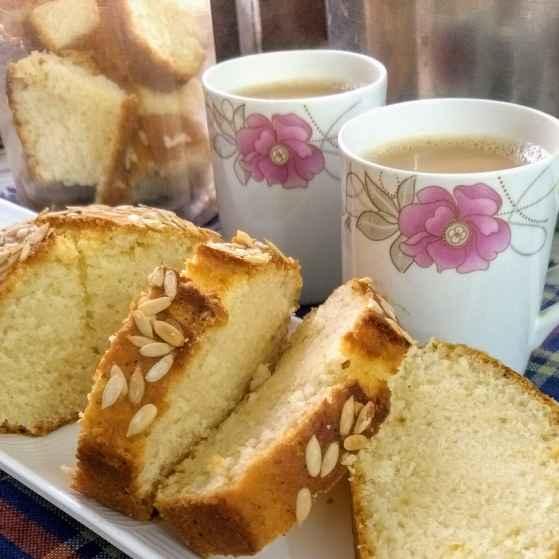How to make हॉट मिल्क केक