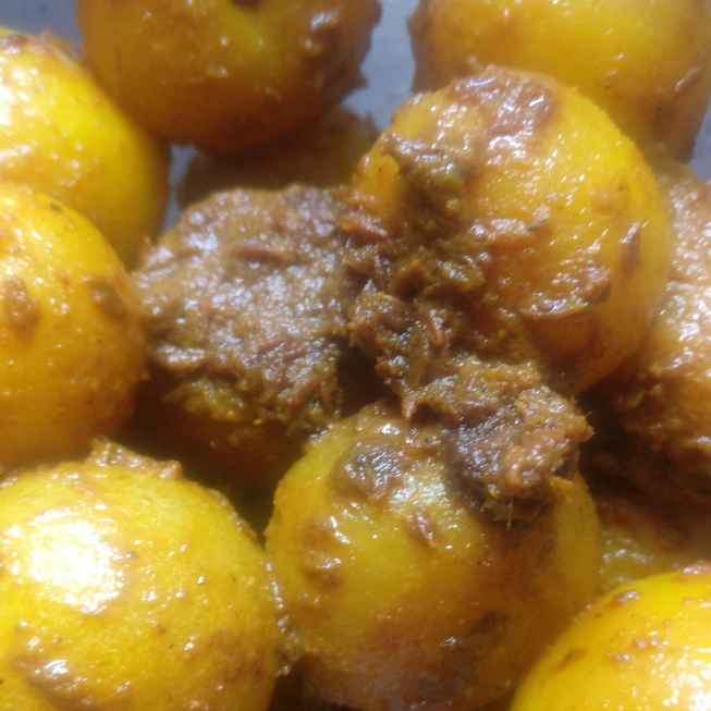 How to make Awla or gooseberry sabji