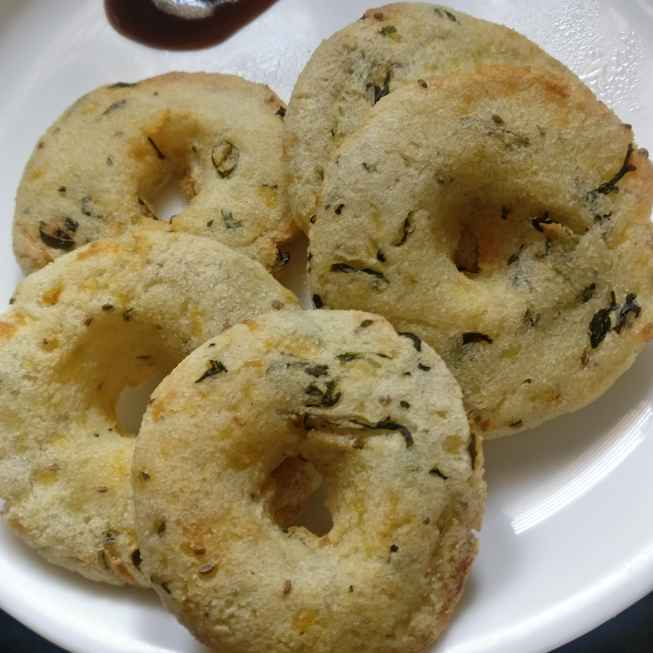 How to make Suji vada