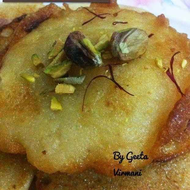 How to make माल पुआ