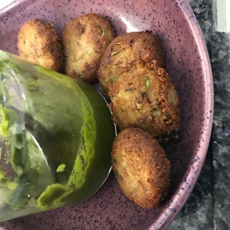 How to make Black chana Cutlets (made from left over black chana)
