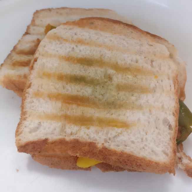 How to make Grilled toast