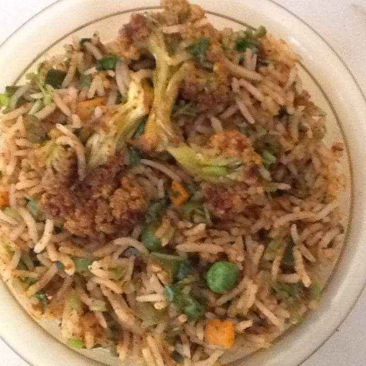 How to make Mumbai tawa pulao