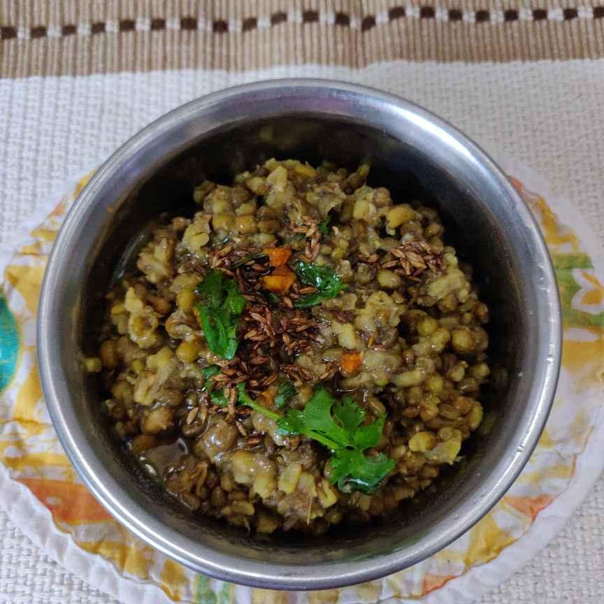 Photo of Mung sabut sukhi dal by Geeta Virmani at BetterButter