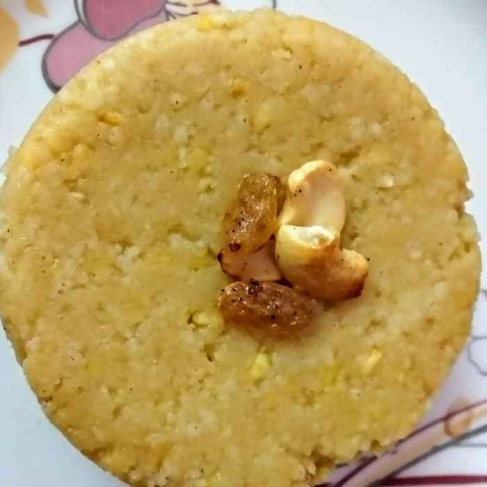 How to make Kuthiravali sakkarai pongal