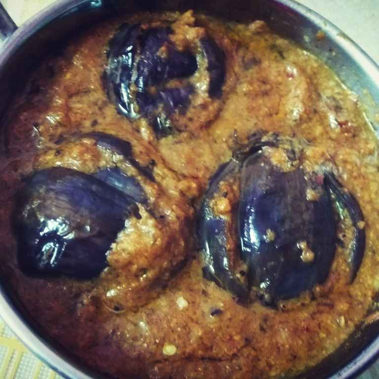 How to make Ennai kathrika kuzhambu