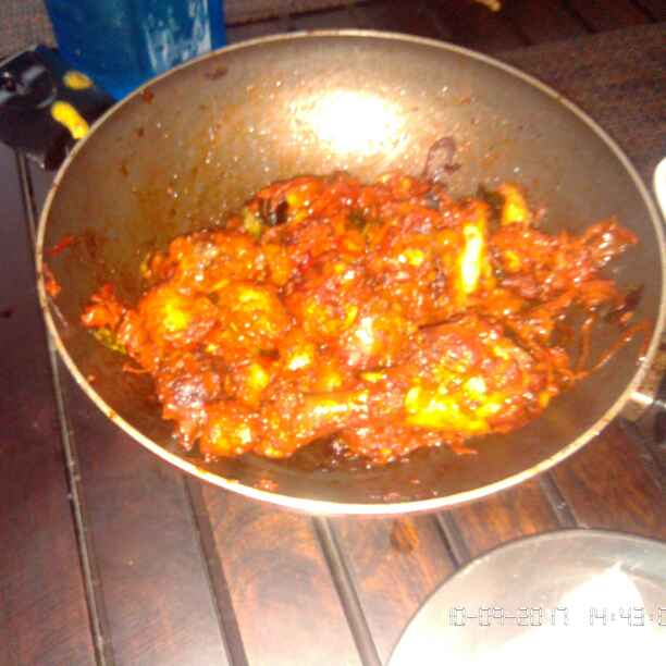 Photo of Chicken 65 by Gitika Roy at BetterButter