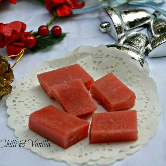 How to make Guava Cheese/Perad