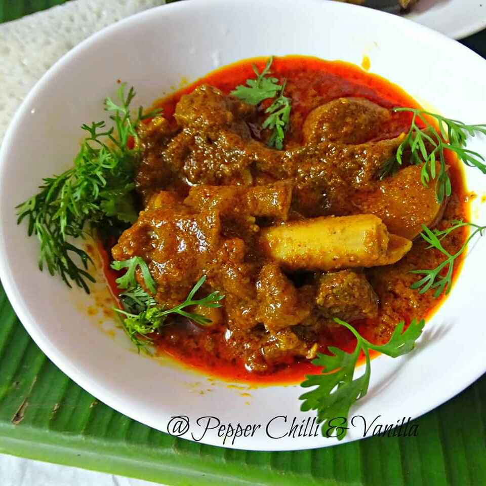 Photo of Mutton Curry by Gloria Fernandes at BetterButter