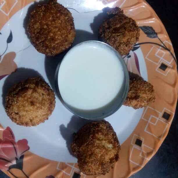 Photo of milkgee rava appam by Gobi Nath at BetterButter