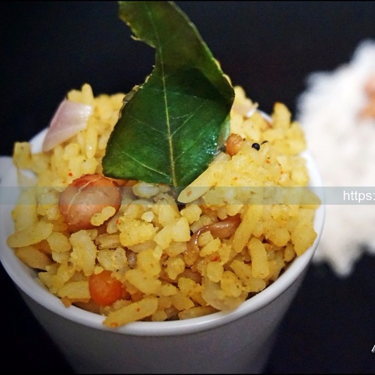 How to make Aval/Poha Upma