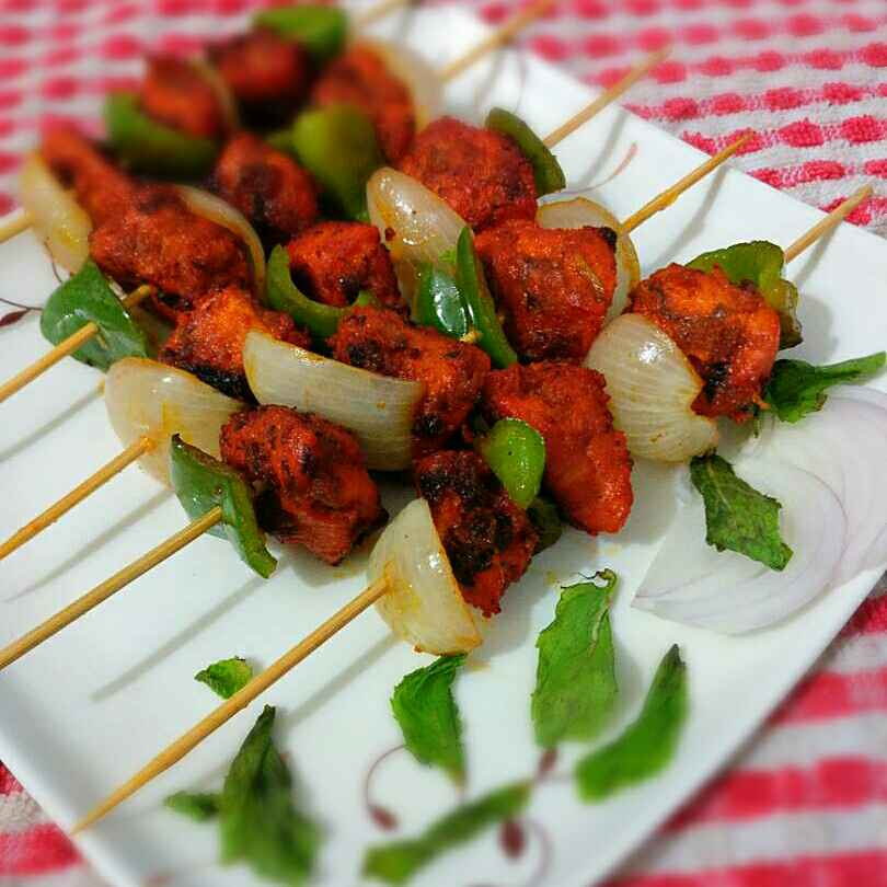 How to make Chicken Grill Tikka