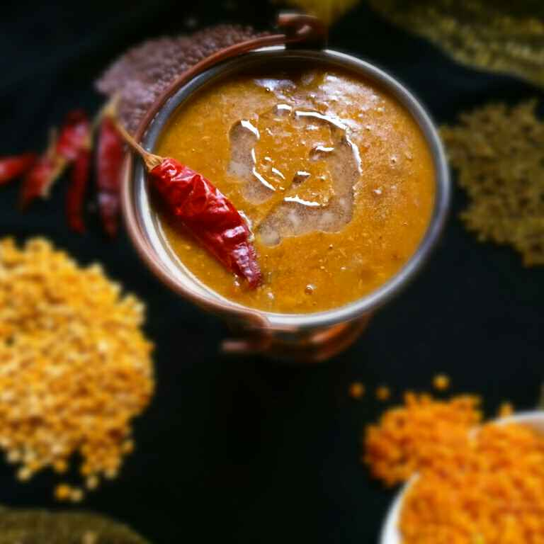 How to make Restaurant Style Mixed Daal
