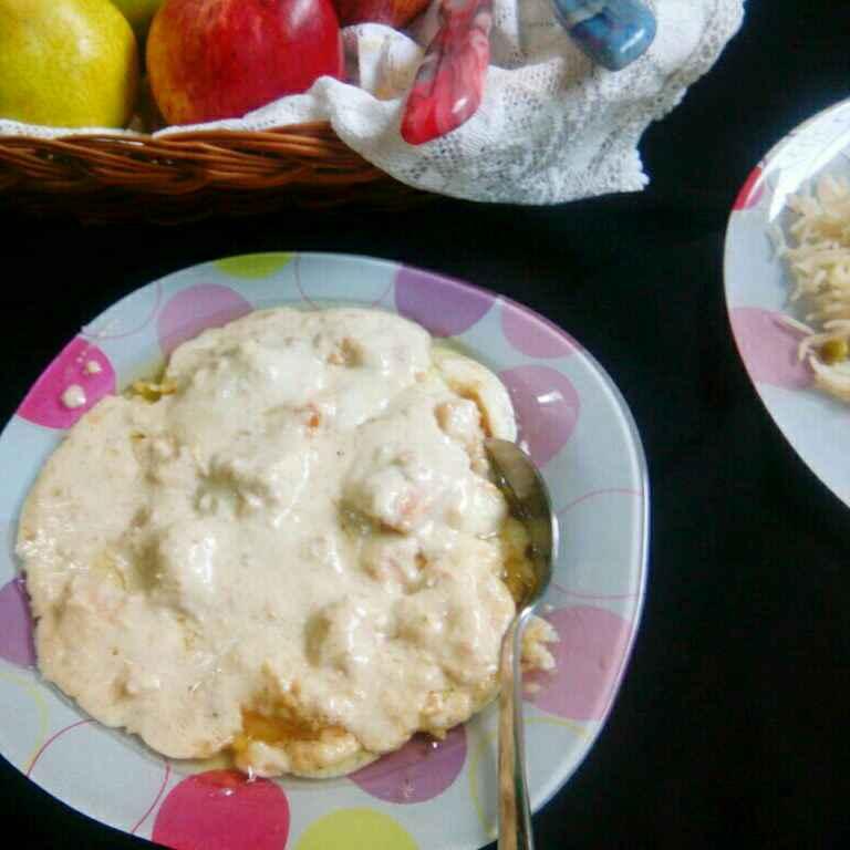 How to make Chicken Mayonnaise tikka