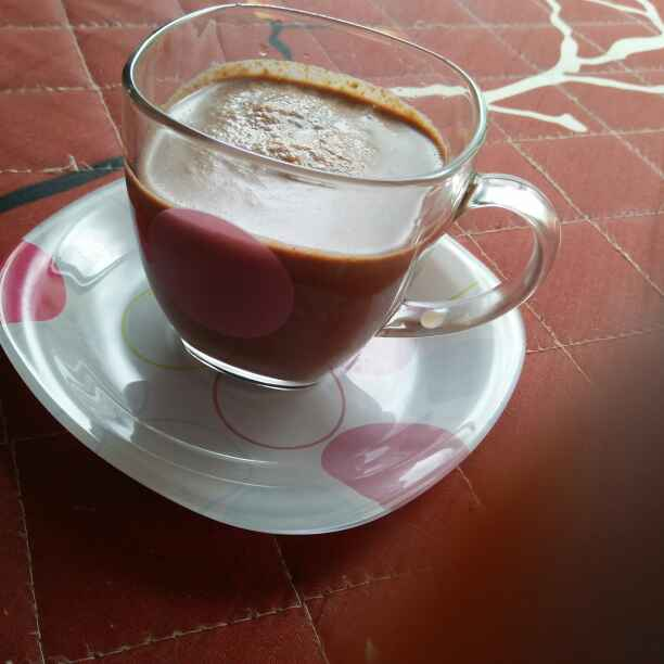 Photo of Hot chay chocolate by Shaheda Tabish at BetterButter
