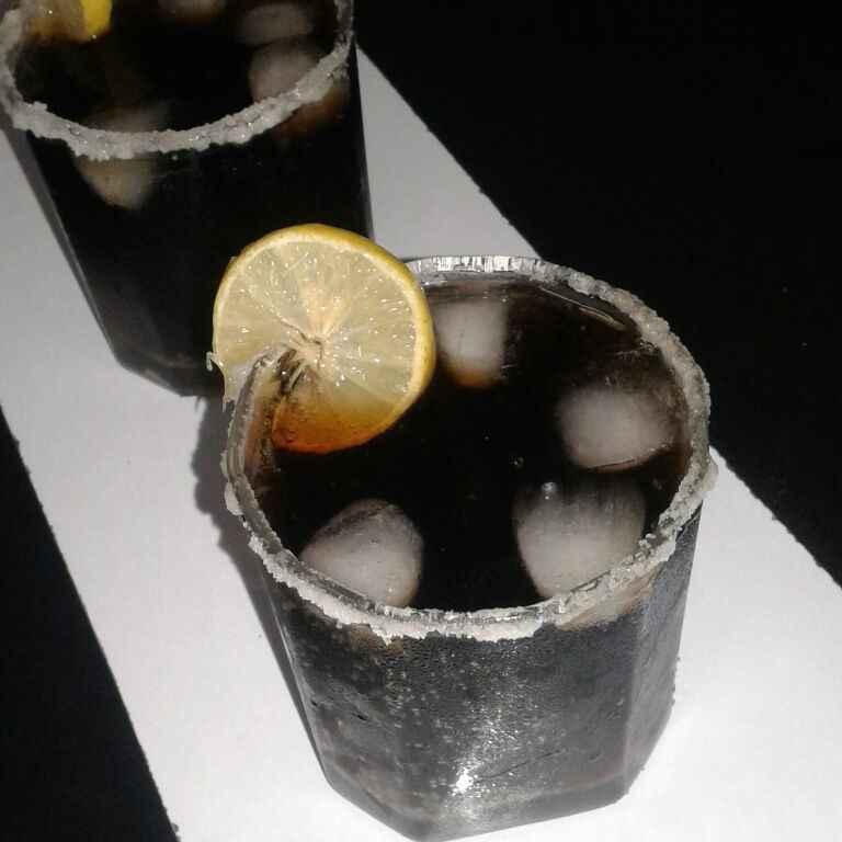 Photo of Masala Soda Cola by Shaheda Tabish at BetterButter