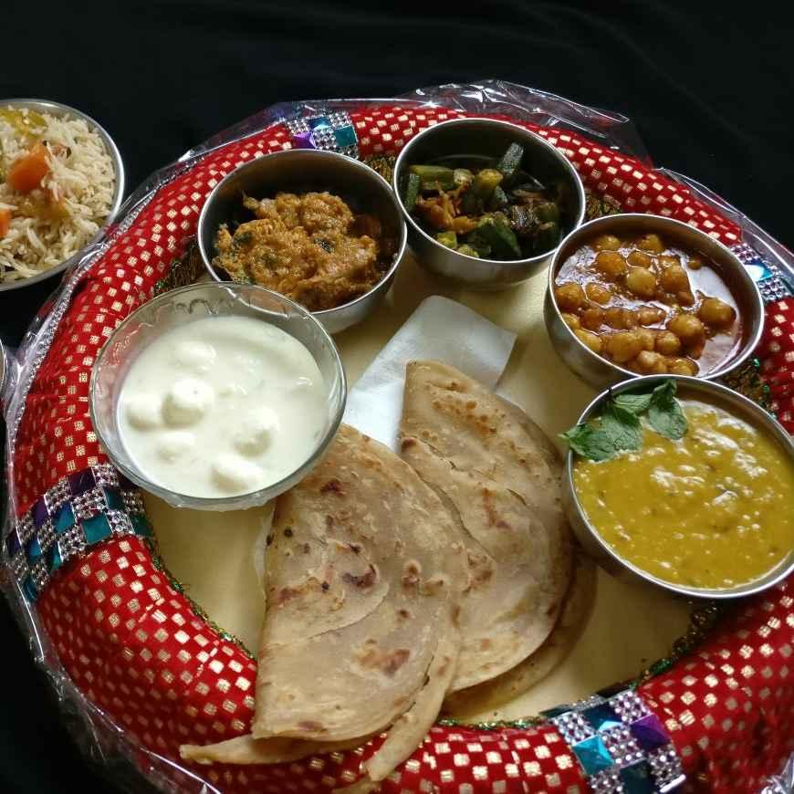 How to make Awadhi Thali/ Awadhi cuisine