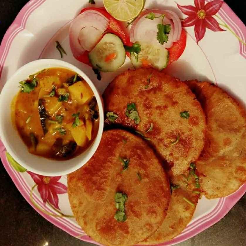 Photo of Kachori aalu by Gurpreet Kaur at BetterButter