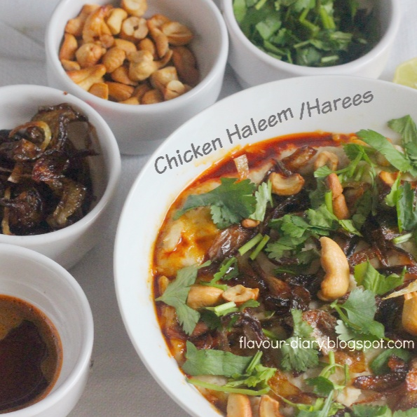 Photo of Hyderabadi Chicken Haleem by Habeeba Nisa at BetterButter