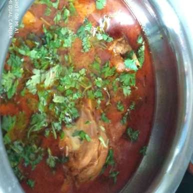 How to make Bohra style chicken gravy