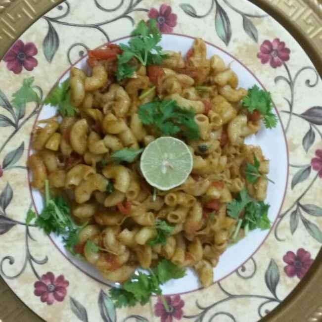 Photo of Healthy veg macaroni by Haja Seiyad at BetterButter