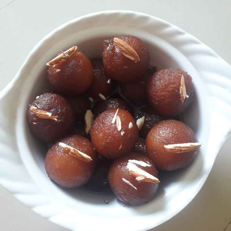 Photo of Gulab jamun by hajirasheed haroon at BetterButter