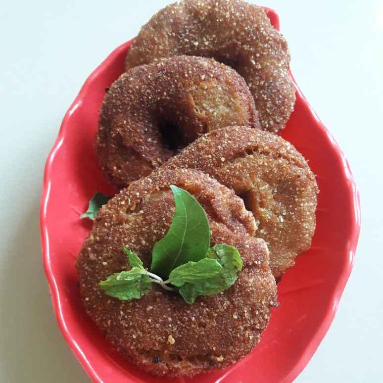 How to make சிக்கன் donut