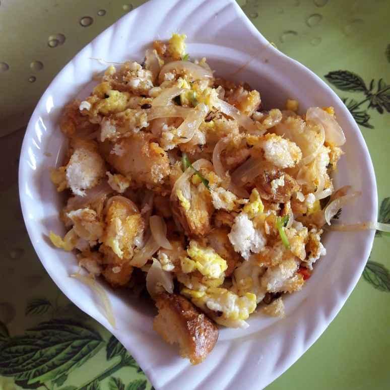 Photo of Egg bread masala fry by hajirasheed haroon at BetterButter
