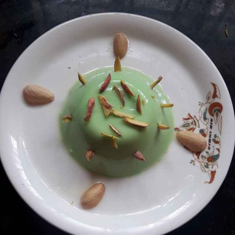 Photo of Pista Pudding by hajirasheed haroon at BetterButter