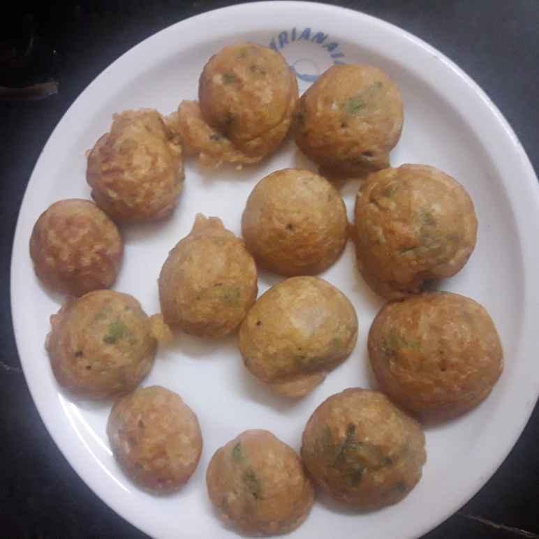 How to make Masala paniyaram
