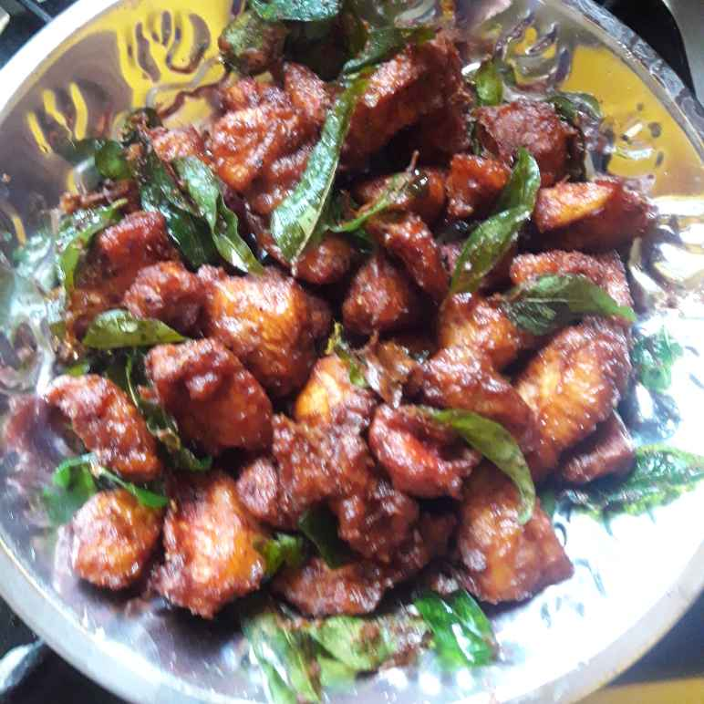 Photo of Spicy chicken 65 by hajirasheed haroon at BetterButter