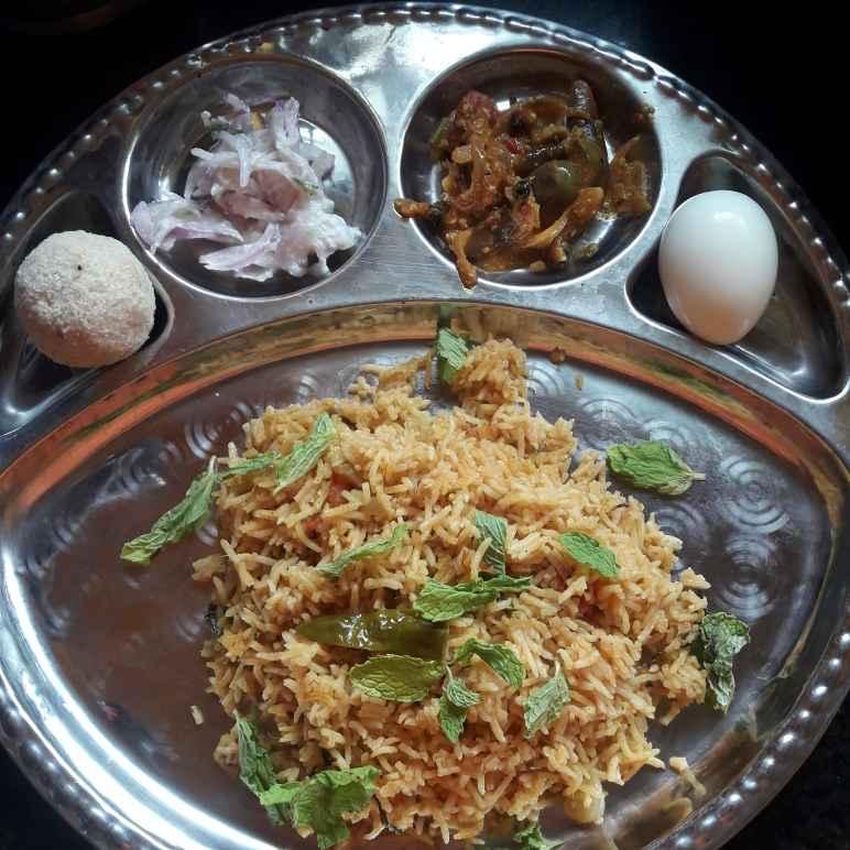 How to make தம் குஸ்கா