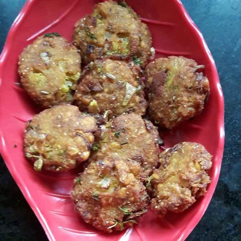 Photo of Channa dhal chicken vadai by hajirasheed haroon at BetterButter