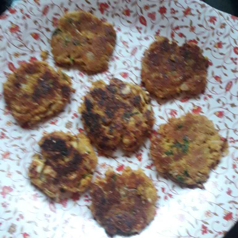 Photo of Chicken peanut tikkis by hajirasheed haroon at BetterButter