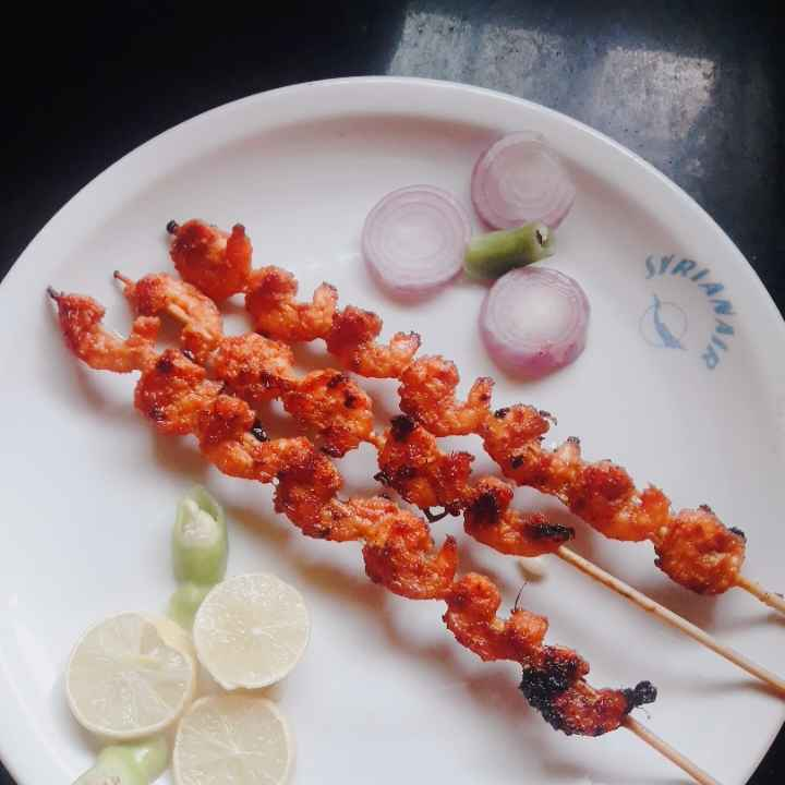 Photo of Grilled prawn fry by hajirasheed haroon at BetterButter