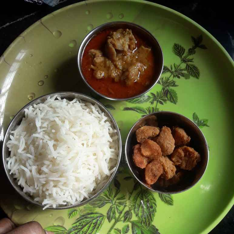 Photo of Simple lunch by hajirasheed haroon at BetterButter