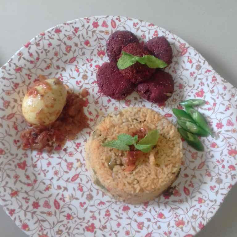 Photo of Gravey rice /egg gravy by hajirasheed haroon at BetterButter