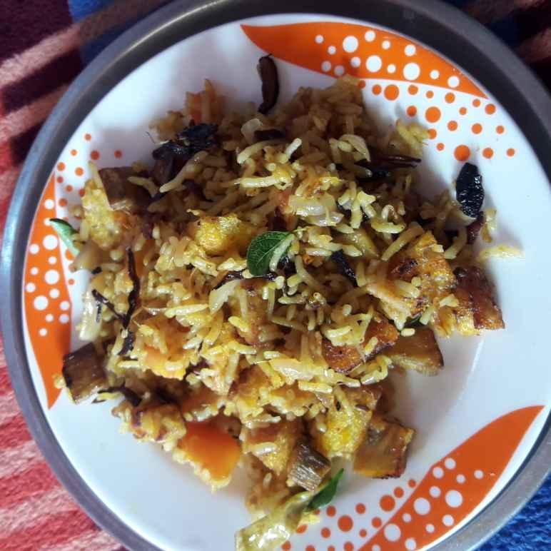 Photo of banana bread rice by hajirasheed haroon at BetterButter
