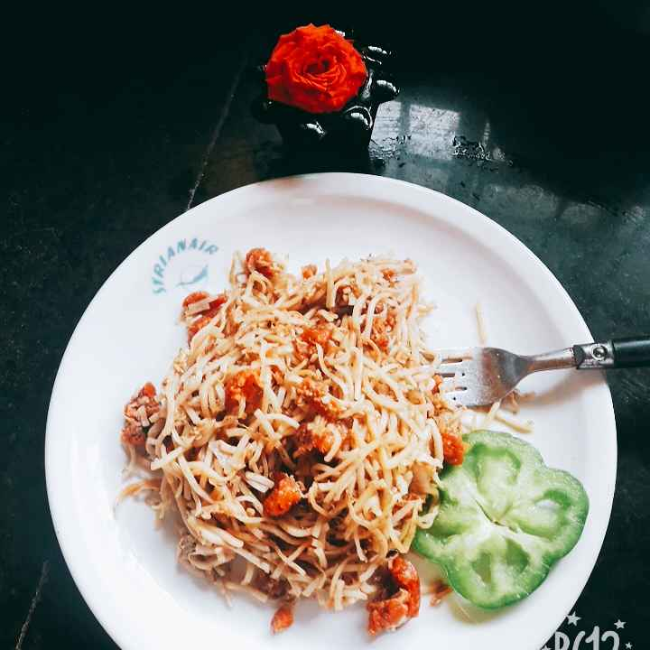 Photo of Chennai street food style chicken noodles by hajirasheed haroon at BetterButter