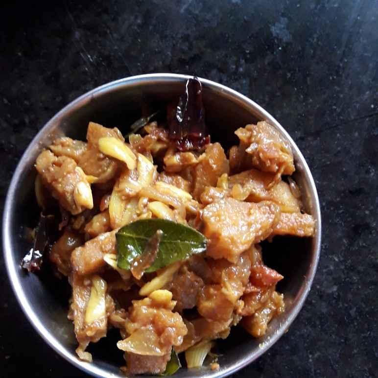 Photo of Chennai Raw banana Masala by hajirasheed haroon at BetterButter