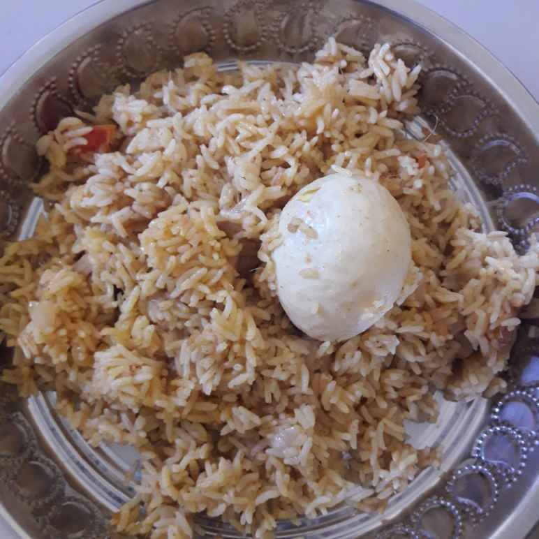 Photo of Chennai Street food egg kuska by hajirasheed haroon at BetterButter