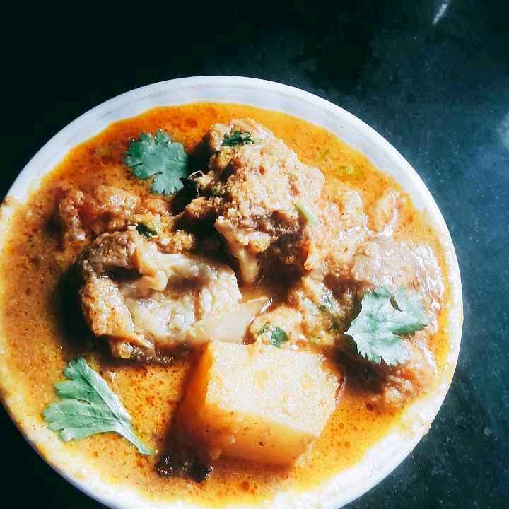 Photo of Mutton curry by hajirasheed haroon at BetterButter