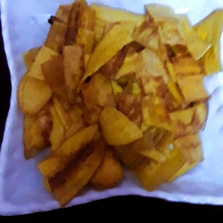 Photo of raw banana chips by hajirasheed haroon at BetterButter