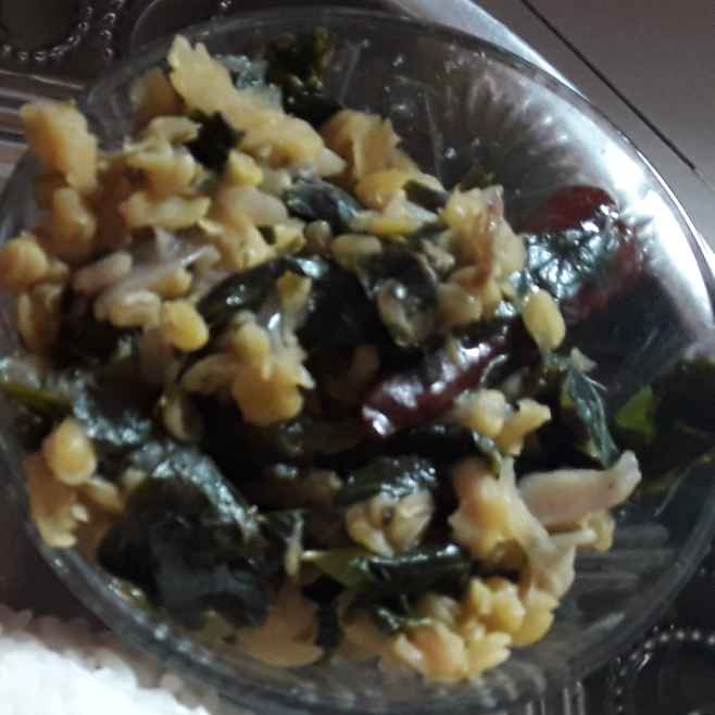 Photo of Spinach Leaves kootu by hajirasheed haroon at BetterButter
