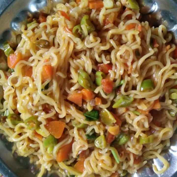 Photo of Maggi vegetable noodles by hajirasheed haroon at BetterButter